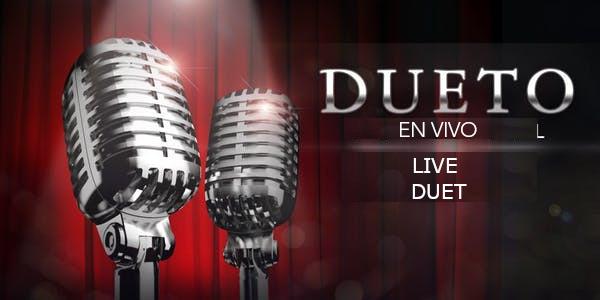"""Live Duet """"Michelle & Ligia"""""""